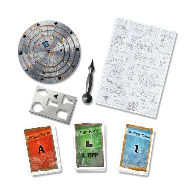 Exit: The Game – The Secret Lab ( Original ) Board Game