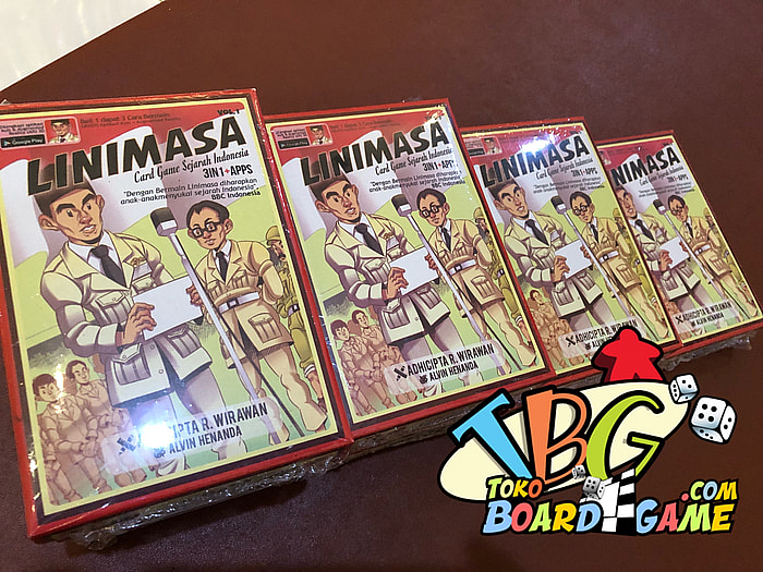 Linimasa Board Game