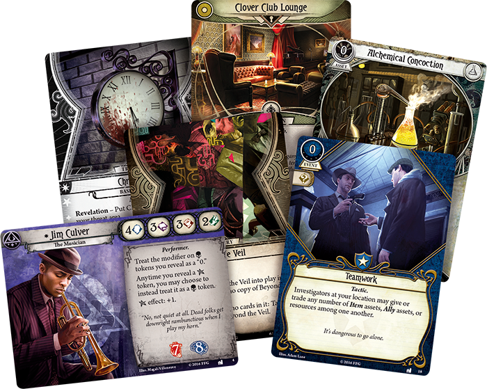 Arkham Horror: The Card Game – The Dunwich Legacy Board Game