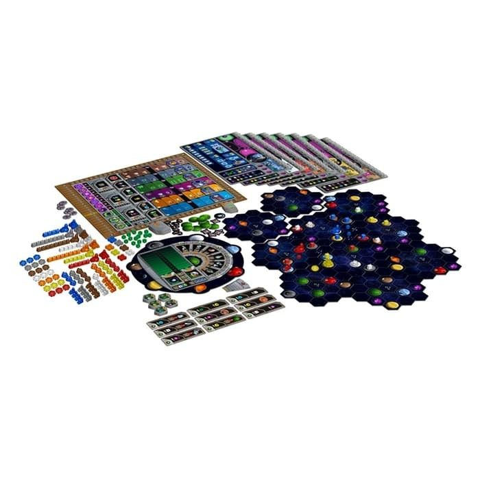 Gaia Project Terra Mystica Board Game