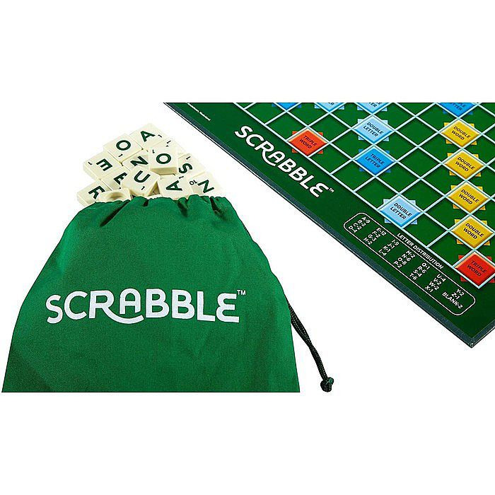 Scrabble ( Original ) Board Game - TokoBoardGame - TBG