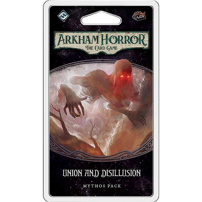 Arkham Horror: The Card Game – Union and Disillusion