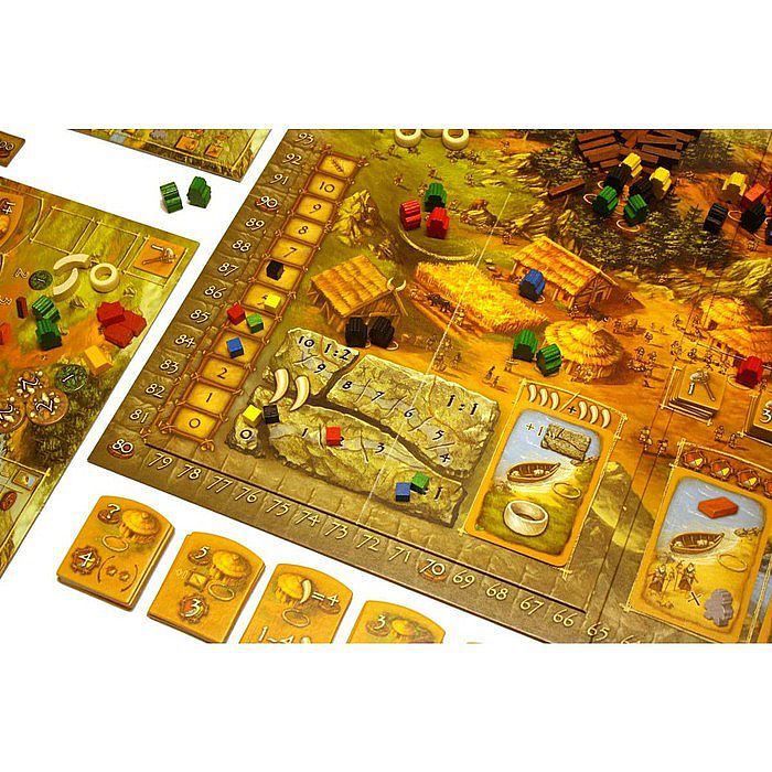 Stone Age: The Expansion Board Game - TBG Board Game Store