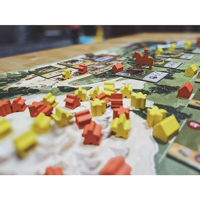 Caylus 1303 ( Original ) BoardGame - Toko Board Game