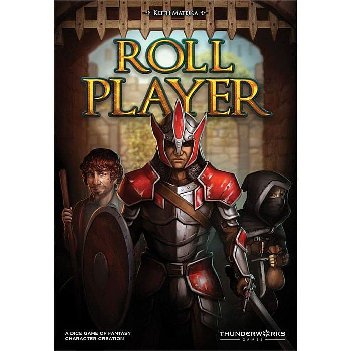 Roll Players - RPG Game