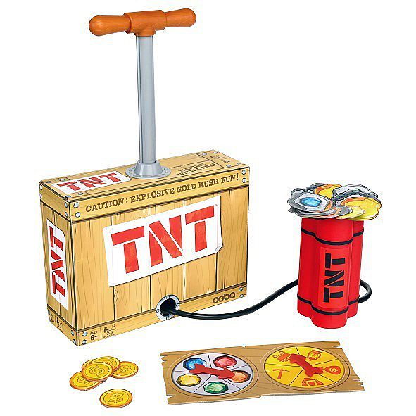 TNT Board Game - Mainan Anak