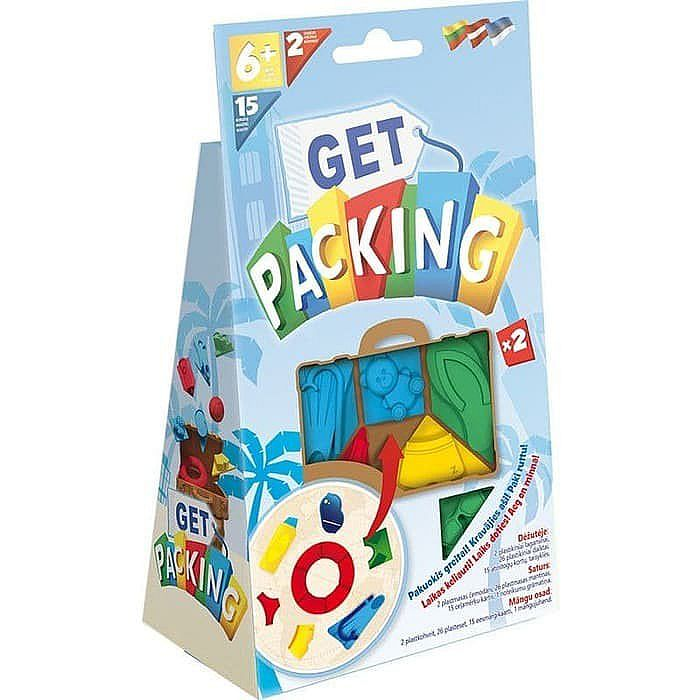 Get Packing 2 Players Board Game