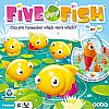 Five Little Fish - Mainan Anak